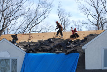 Roofing Contractors Kintnersville Pa Dvc Roofing
