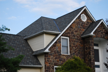 specialty shingle new roof